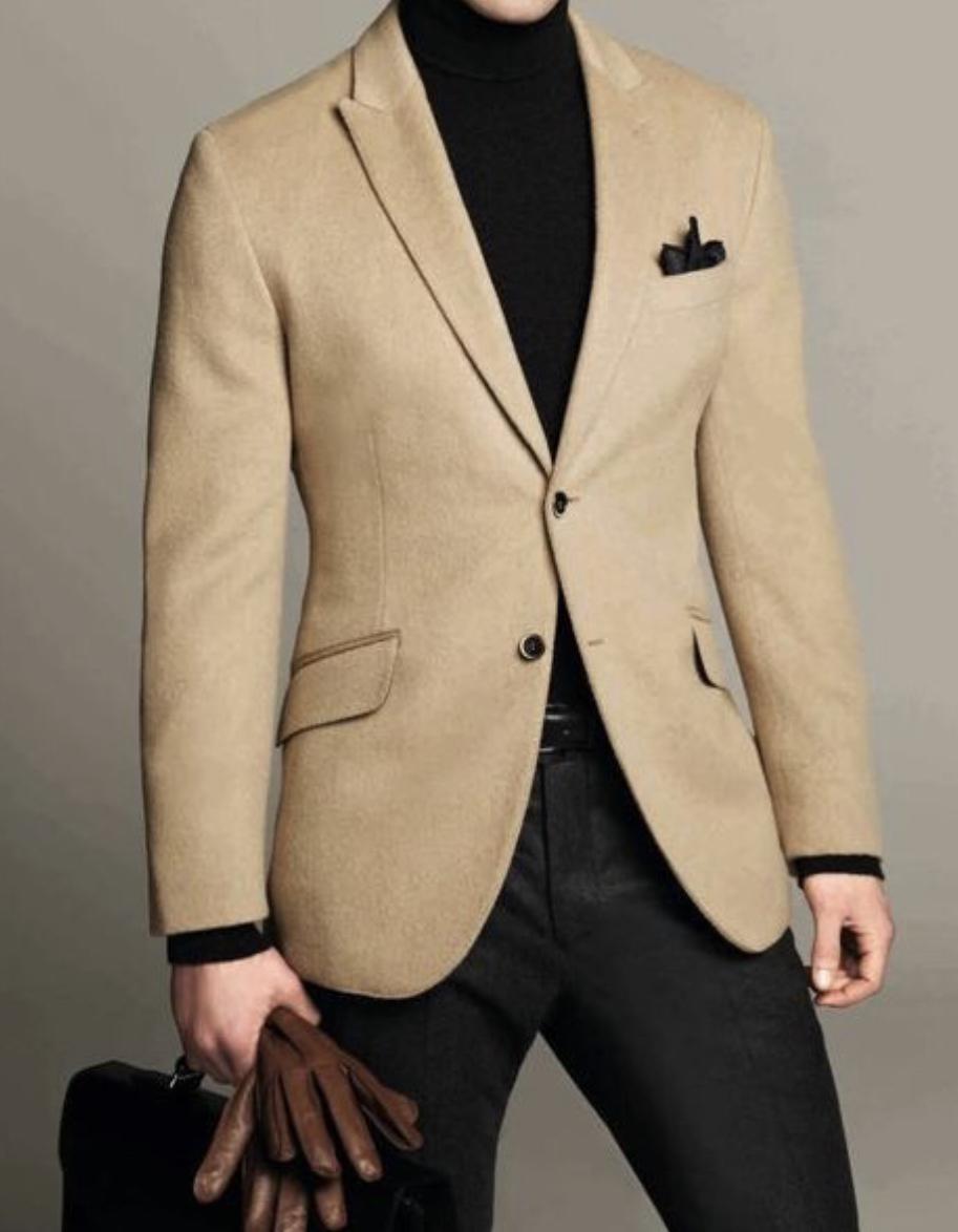 1 - テーラーとスーツ