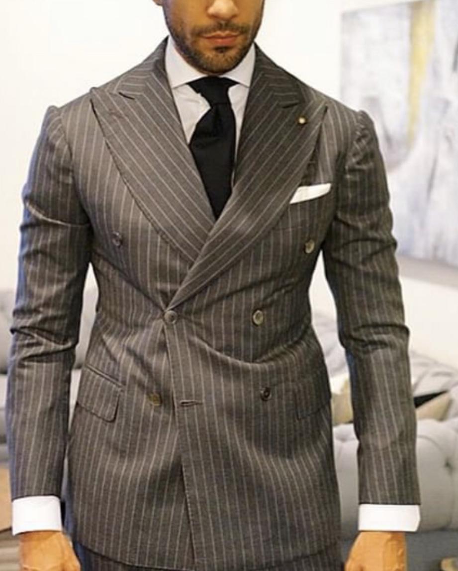 4 - テーラーとスーツ