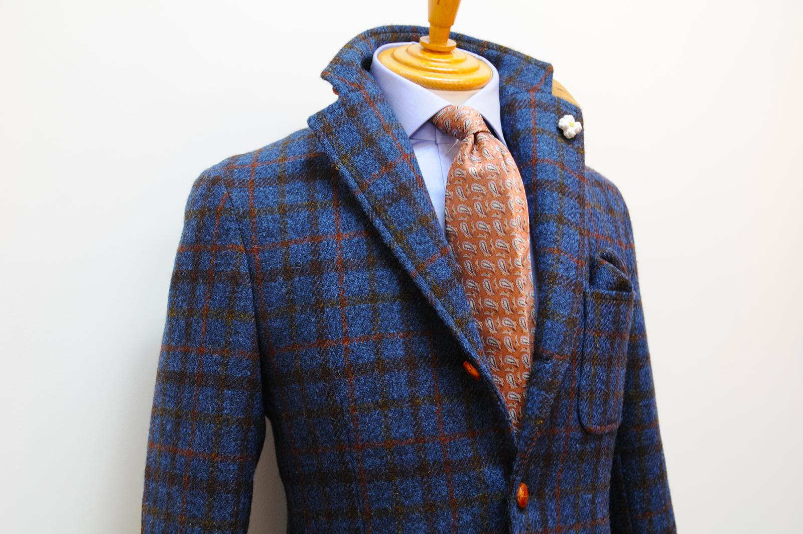 ハリス・ツイード ジャケット Harris Tweed jacket
