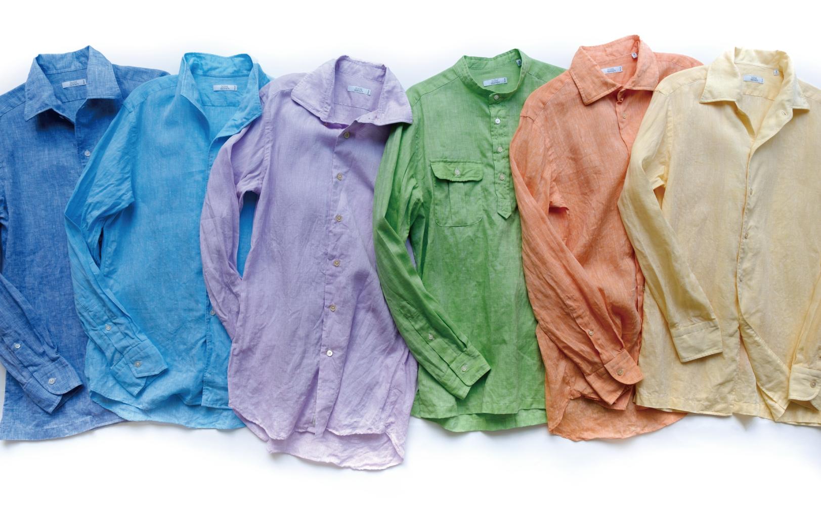 2019SS shirtimg01 1 - リネンシャツ