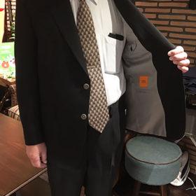 ダローデイル メンズスーツ