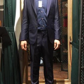 お客様の声 ビエレッシ スーツ