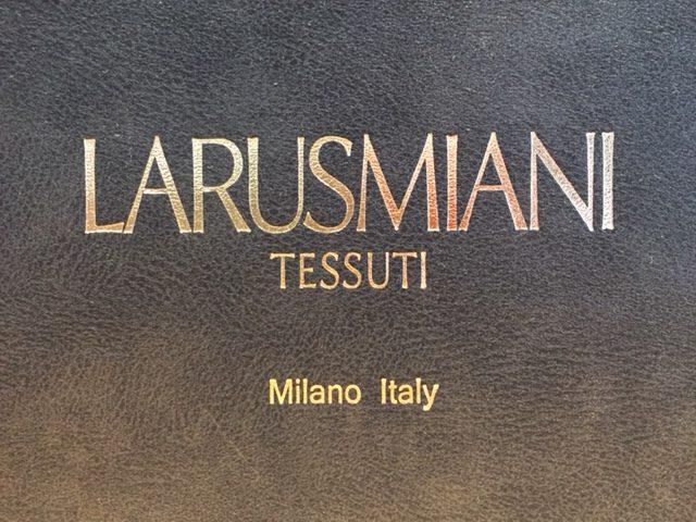 larusmiani e1566792382246 - コットン スーツ 秋冬にこそ楽しみませんか?