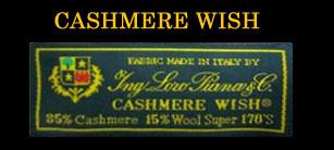 CASHMERE WISH (カシミヤ ウィッシュ)