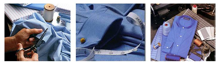 オーダーシャツ縫製