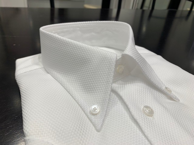 BD① - クールビズのマストアイテムは、、B.D(ボタンダウン)シャツ