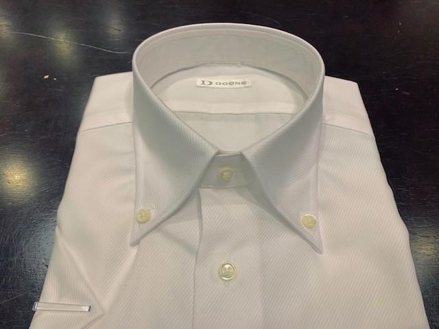 BD③ - クールビズのマストアイテムは、、B.D(ボタンダウン)シャツ