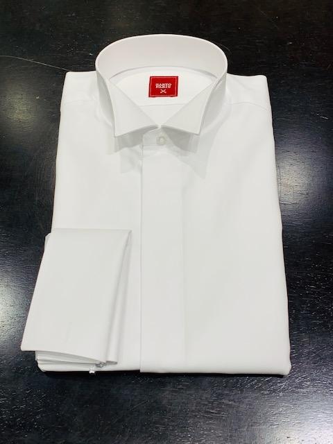 3 - フォーマルシャツの仕立て