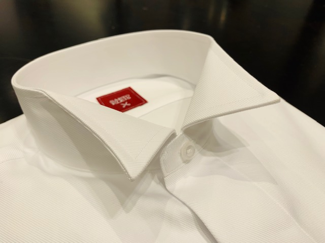 1 - フォーマルシャツの仕立て