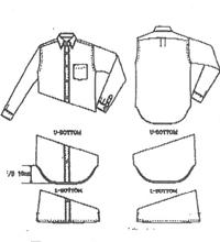 02 - オーダーシャツ