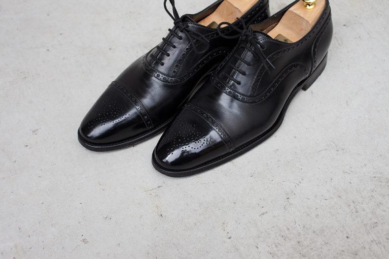 03332 72 789x526 - 谷町本店、靴磨き始めました