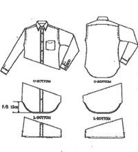 04 - オーダーシャツ