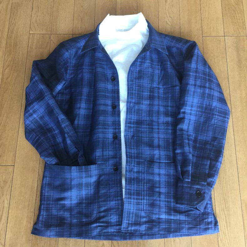 067E6366 AAB6 4F90 97B1 BD1BA836A71F 789x789 - 新型シャツジャケットでmore relax!