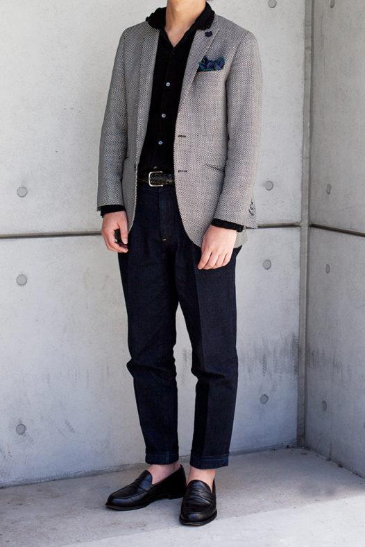 07696 2 3 72 526x789 - 「ラルディーニ」のスーツを参考にオーダーせよ!