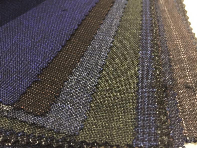 08006 fabric 789x592 - NU茶屋町店 & 梅田BREEZE店 限定ライン レディーススーツ