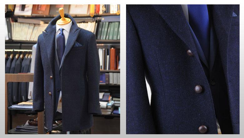 20160900 coat201 - オーダーコート