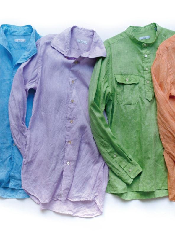 2019SS shirtimg01 72 592x789 - オーダーシャツ 2Pフェア