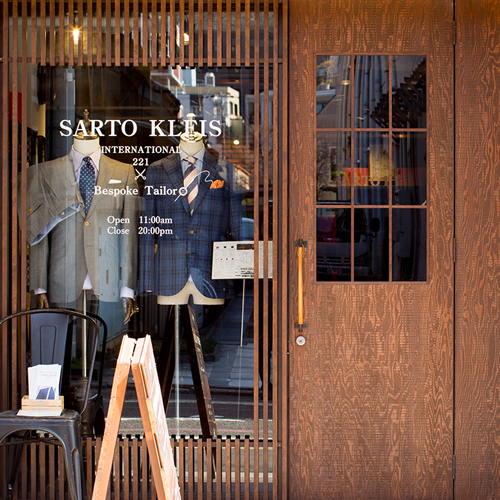 8Q7A8862 sq - SARTO KLEIS NU茶屋町店