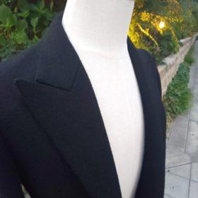 DSC 0229 280x280 - 黒のジャケット-生地の違いを楽しむ-