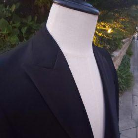DSC 0232 280x280 - 黒のジャケット-生地の違いを楽しむ-