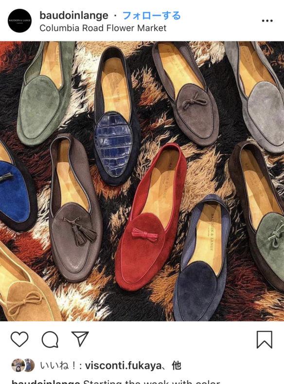 E05076FD 6AB2 4A50 B2F9 D9138F1AFBFE 584x789 - スーツに紐靴の時代は終わった。いま履くべき靴はベルジャンシューズです。