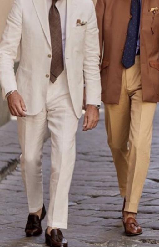 IMG 9317 1 509x789 - 白いスーツは難しい?