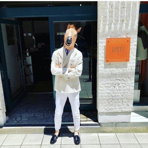 IMG 5250 500x500 - 【写真あり】ダブルスーツの旬な着こなし【2020年トレンド】