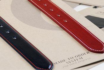belt main101 - オーダーベルト