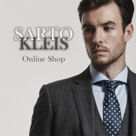 SARTO KLEIS Online Shop サルトクレイス オンラインショップ オープン