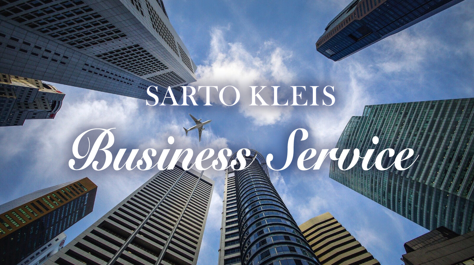 business service title - SARTO KLEIS Business Service