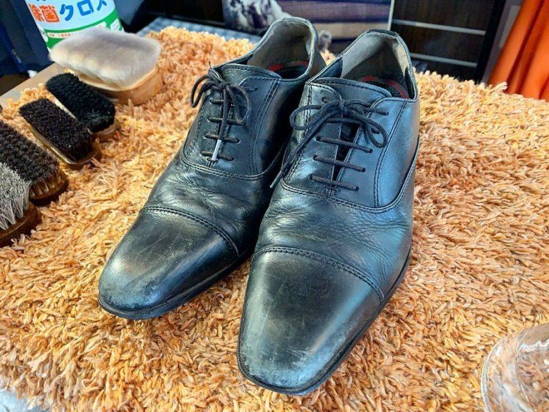 download 4 789x592 - 谷町本店、靴磨き始めました
