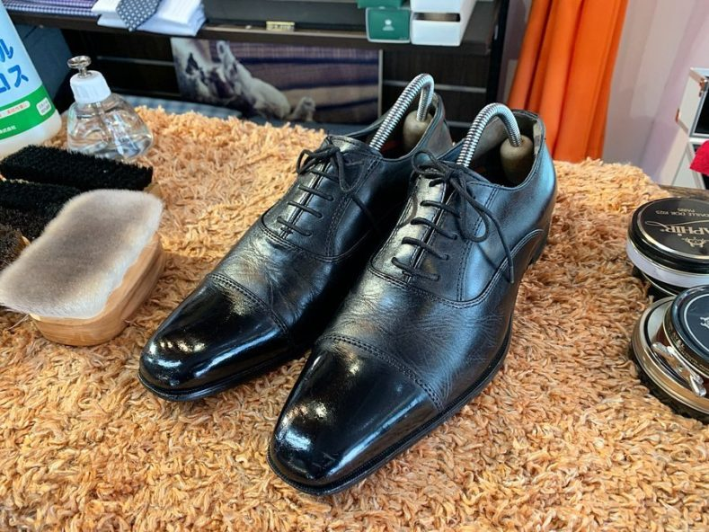 download 5 789x592 - 谷町本店、靴磨き始めました