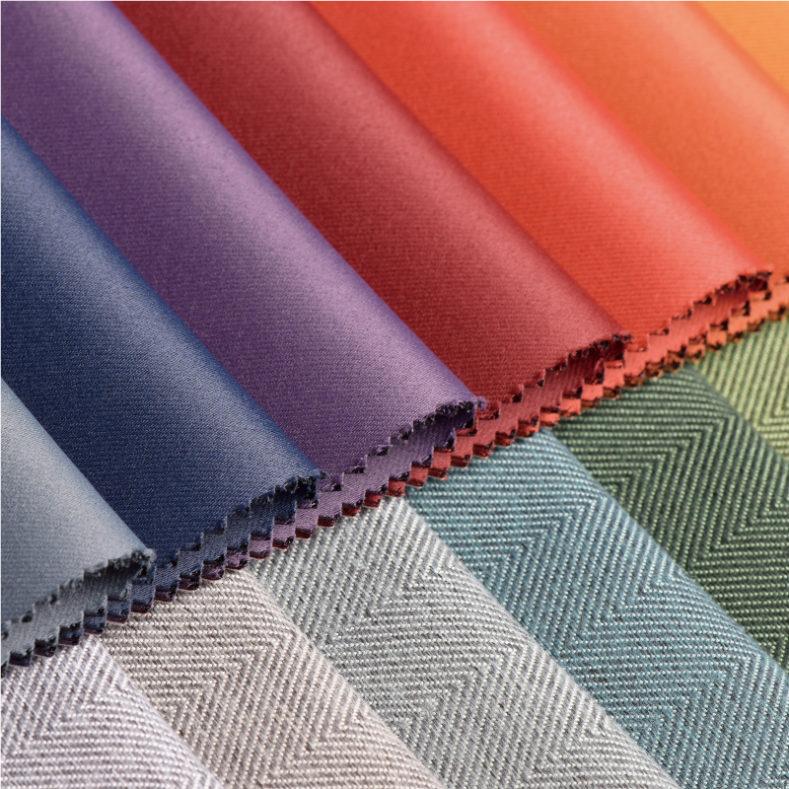fabric colors01 789x789 - デザインに拘ったレディースオーダー