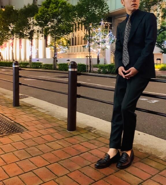 image2 31 - 来るグリーンスーツ(ネロ・エ・ヴェルデ)