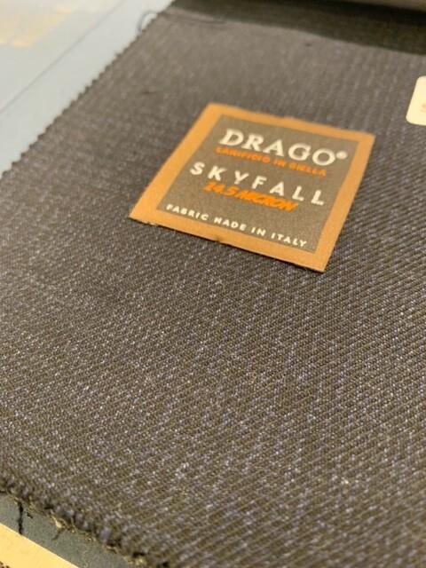 image2 4 4 - 私のスーツが仕上がりました。「DRAGO SKYFALL」
