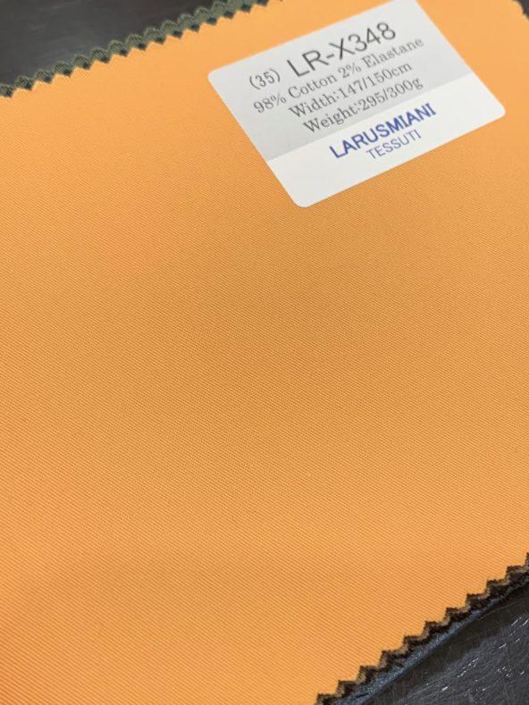 image3 13 592x789 - 【LARUSMIANI】ラルスミアーニ コットンスーツを着こなそう