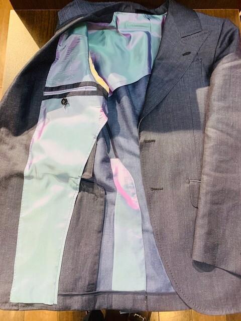 image7 10 - クールビズでのスーツスタイル(リネン素材)