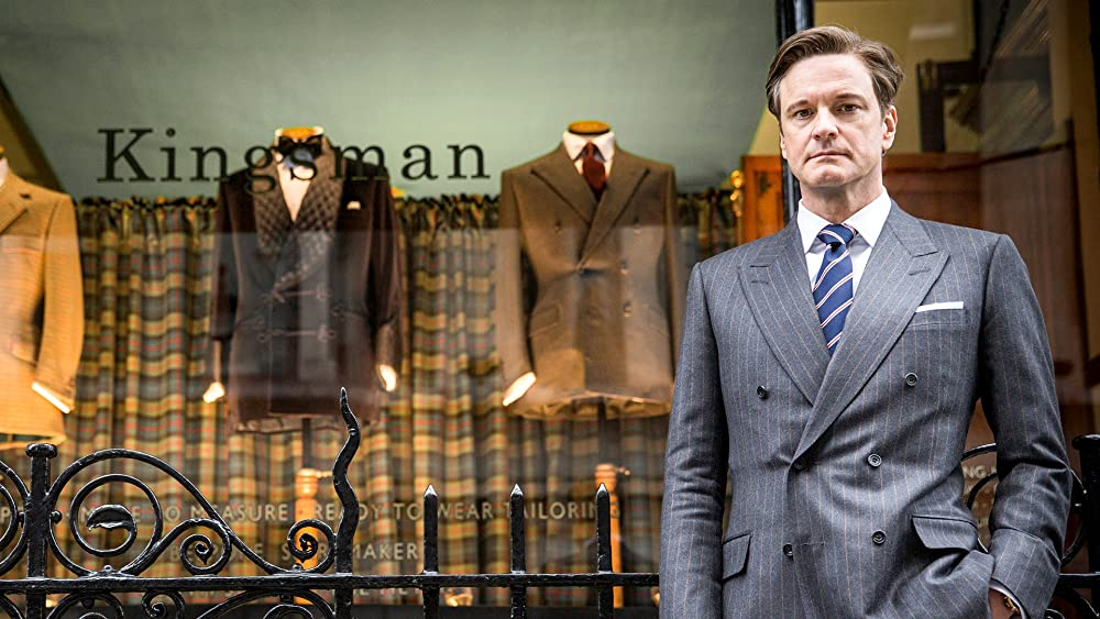 kingsman harry shape suits - キングスマンに習うスーツの着こなし