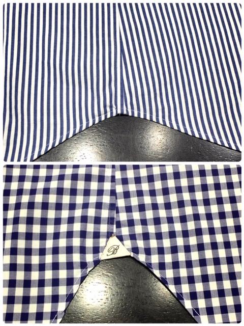 linecamera shareimage 1 2 - オーダーシャツのディテール