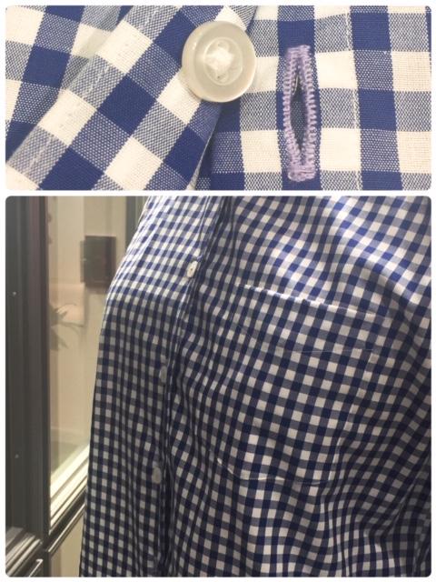 linecamera shareimage 2 - レディースオーダーシャツ