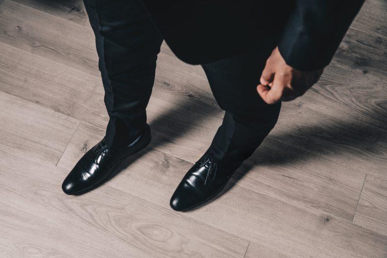 mens dress shoes 789x526 - スーツの着こなし。Nero e Verde【ネロ・エ・ヴェルデとは】