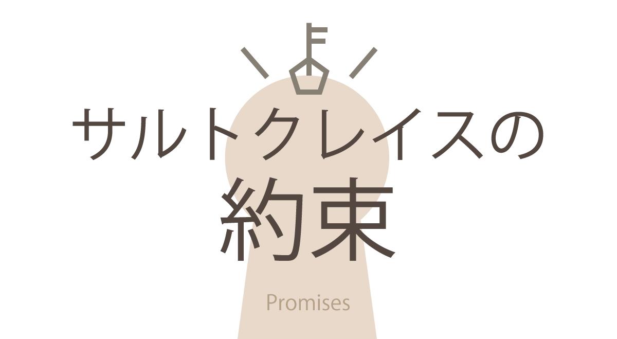 promises01 - はじめてオーダーされる方へ