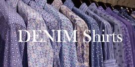 shirts bana denim - オーダーシャツ
