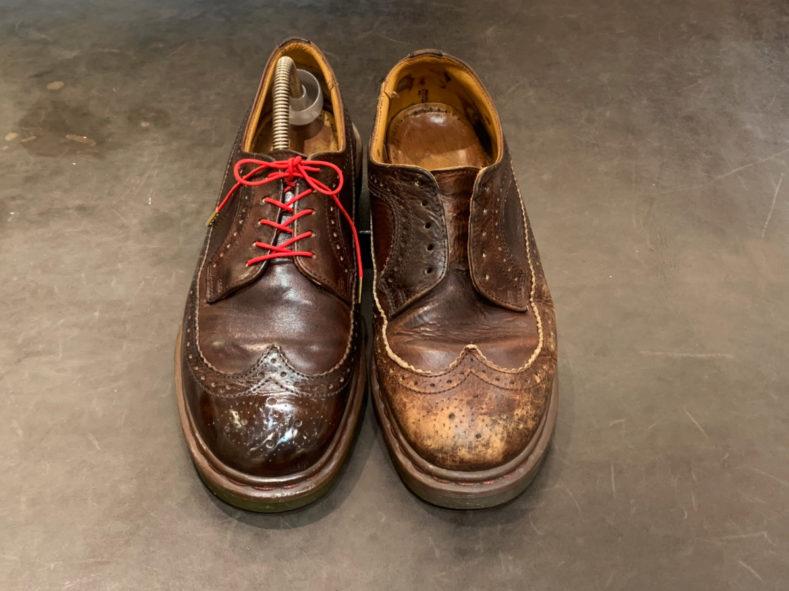 shoeshine sample 04140 789x591 - NU茶屋町限定企画 職人たちによる靴磨きイベント